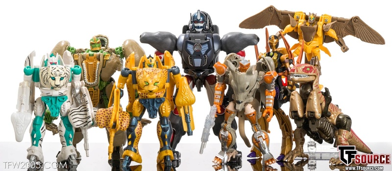 [Masterpiece] MP-32, MP-38 Optimus Primal et MP-38+ Burning Convoy (Beast Wars) - Page 3 Master30