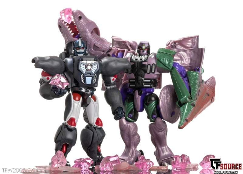 [Masterpiece] MP-32, MP-38 Optimus Primal et MP-38+ Burning Convoy (Beast Wars) - Page 3 Master31