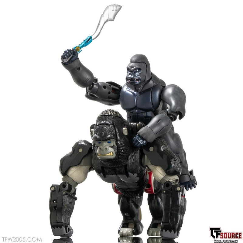 [Masterpiece] MP-32, MP-38 Optimus Primal et MP-38+ Burning Convoy (Beast Wars) - Page 3 Master33