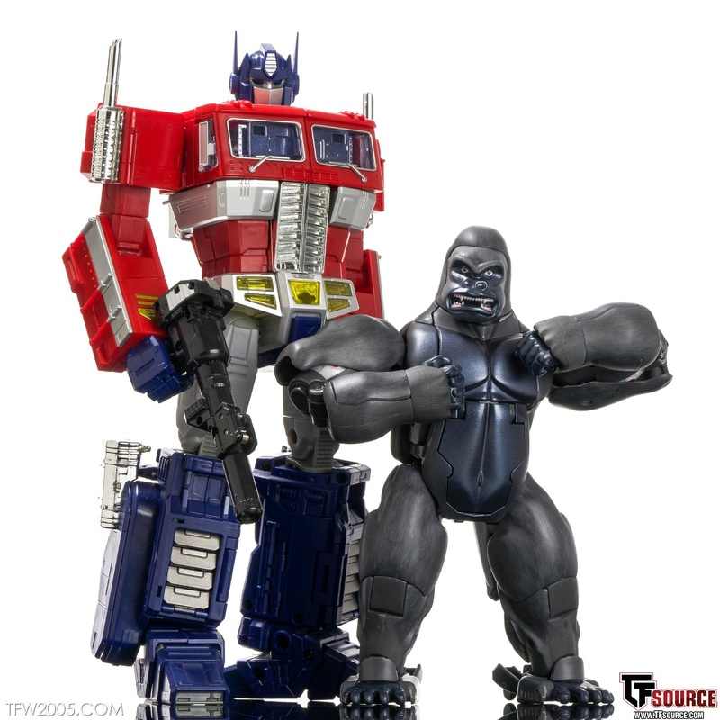 [Masterpiece] MP-32, MP-38 Optimus Primal et MP-38+ Burning Convoy (Beast Wars) - Page 3 Master34