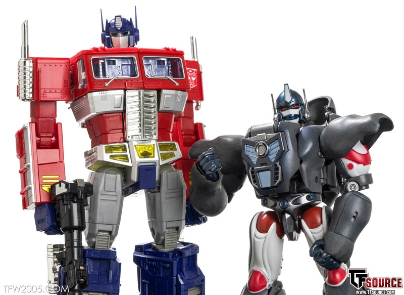 [Masterpiece] MP-32, MP-38 Optimus Primal et MP-38+ Burning Convoy (Beast Wars) - Page 3 Master35
