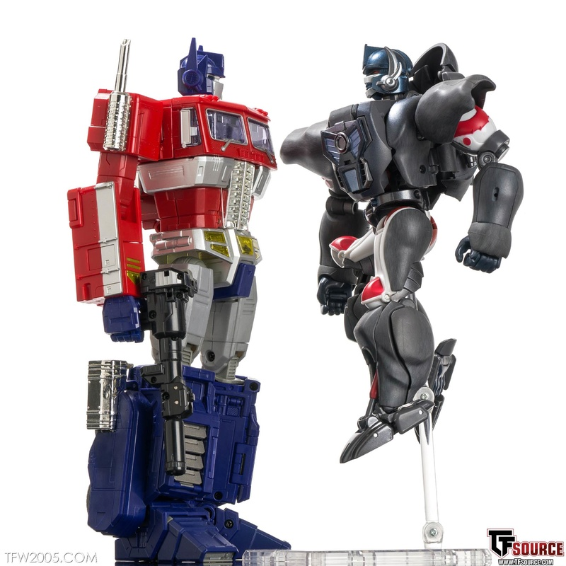 [Masterpiece] MP-32, MP-38 Optimus Primal et MP-38+ Burning Convoy (Beast Wars) - Page 3 Master36
