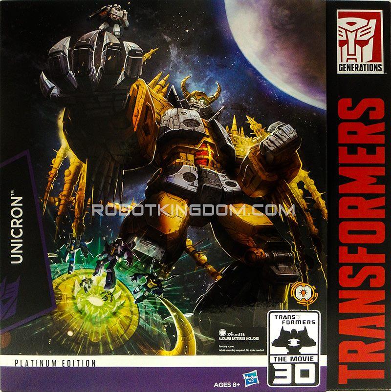 Jouets Transformers Generations: Nouveautés Hasbro Unicro10