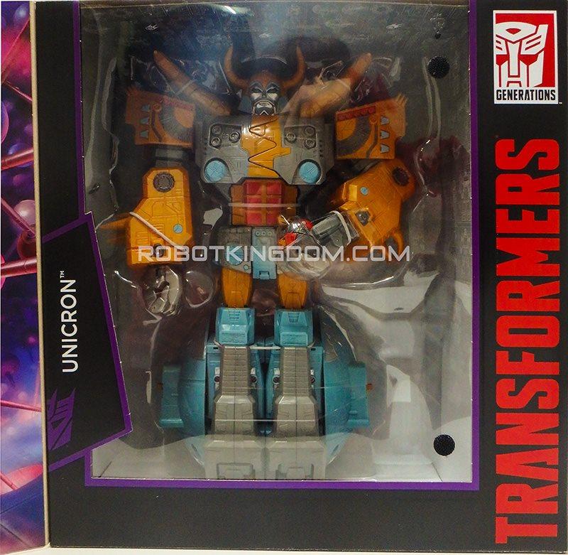 Jouets Transformers Generations: Nouveautés Hasbro Unicro11