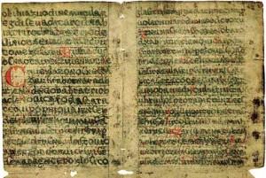 Nielen Slováci majú svoj Velestúr. O Rukopisoch Královodvorskom a Zelenohorskom - 200 rokov od ich nálezu Rukopi11