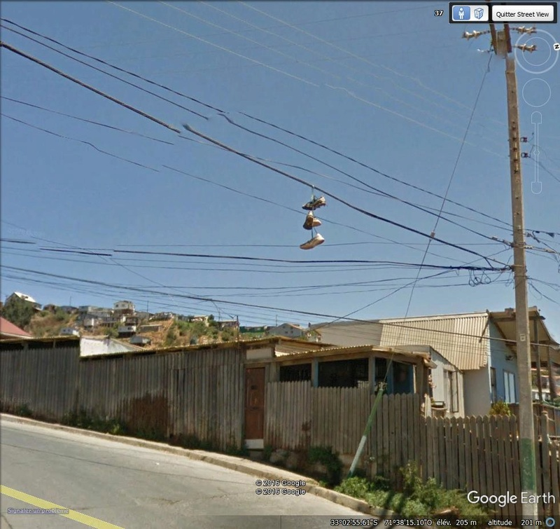 STREET VIEW : Chaussures fils electriques los Angeles USA - Page 2 Chauss10