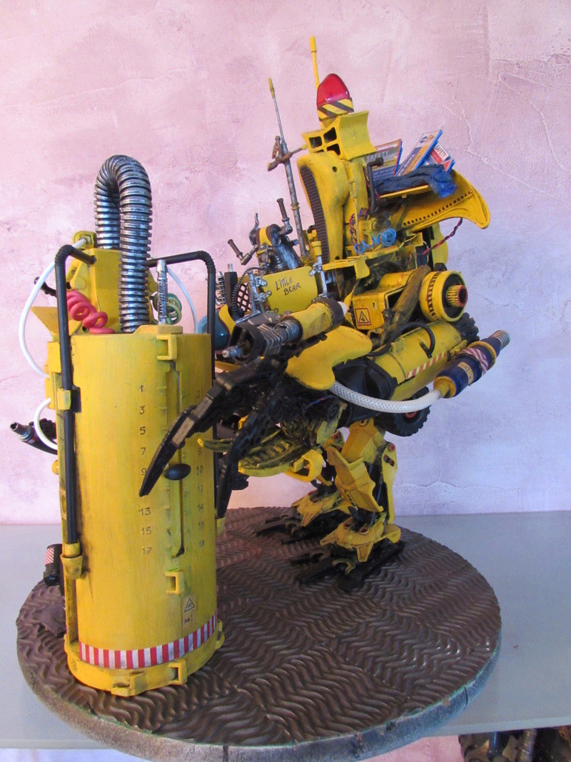 """Robot de chargement 2199 et des poussières - Ma première machine à café """"comme quoi on peut tout faire avec rien..."""" - Page 2 Img_3723"""