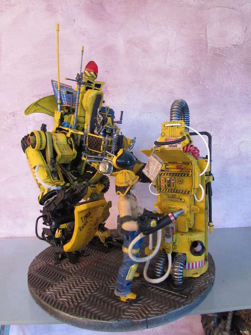 """Robot de chargement 2199 et des poussières - Ma première machine à café """"comme quoi on peut tout faire avec rien..."""" - Page 2 Img_3727"""