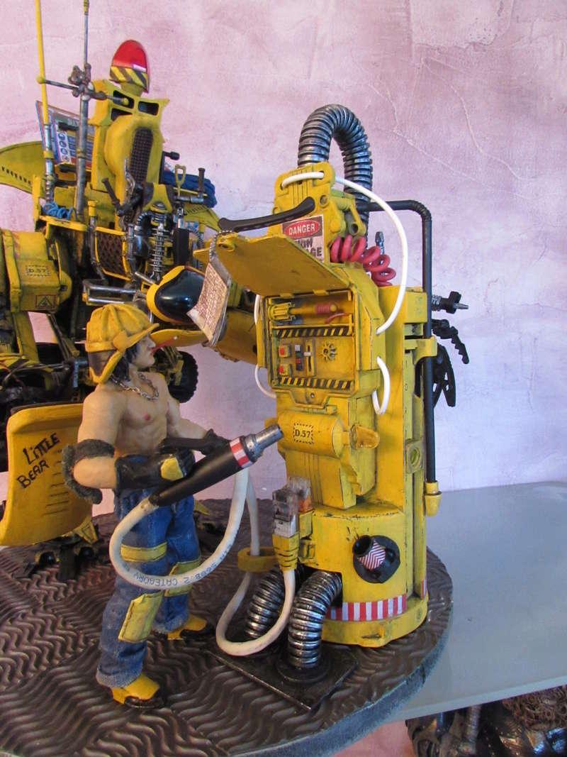 """Robot de chargement 2199 et des poussières - Ma première machine à café """"comme quoi on peut tout faire avec rien..."""" - Page 2 Img_3728"""