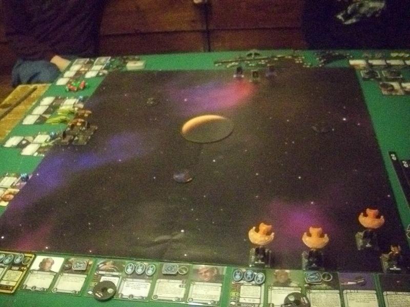 [130] Dominion / Romulaner vs. Kazon-Piraten vs. Ferengi-Protectoren 00132