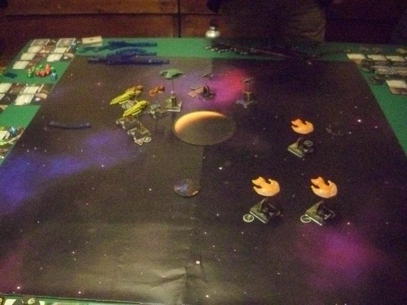 [130] Dominion / Romulaner vs. Kazon-Piraten vs. Ferengi-Protectoren 00333