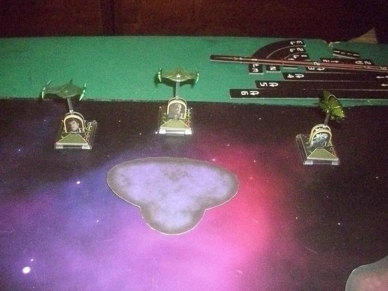 [max. 105 Pkt.] Archer & Friends vs. Romulaner 00431