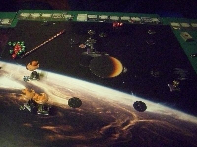 """[130] Ferengi vs. Dominion - Kampf um den Absatzmarkt """"Sabu"""" 00523"""