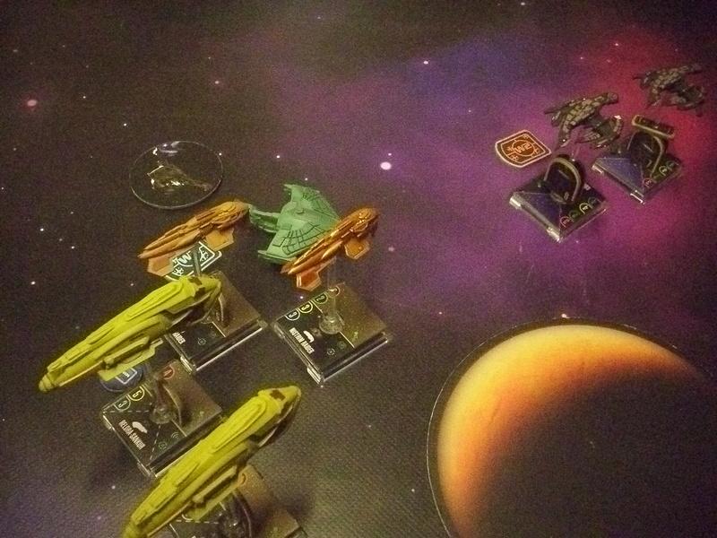 [130] Dominion / Romulaner vs. Kazon-Piraten vs. Ferengi-Protectoren 00631
