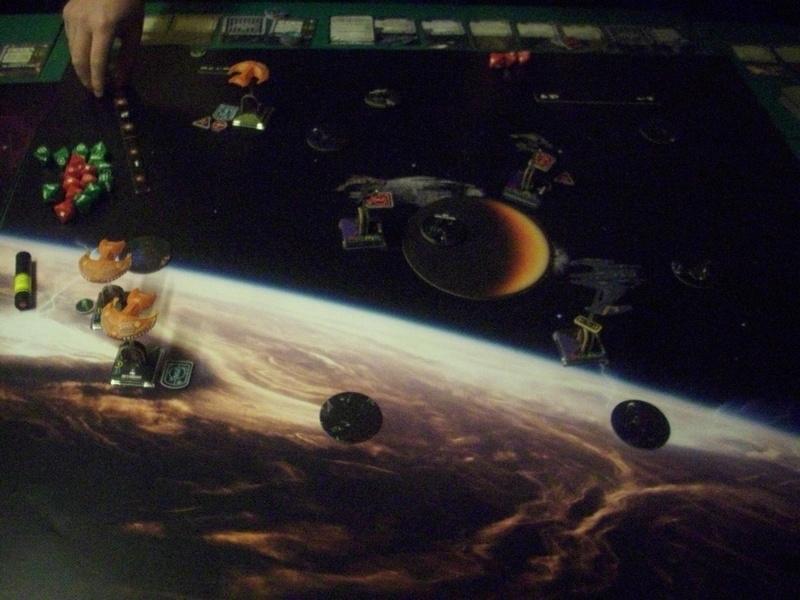 """[130] Ferengi vs. Dominion - Kampf um den Absatzmarkt """"Sabu"""" 00722"""