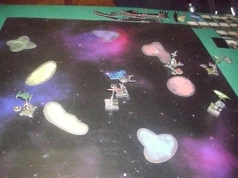 [max. 105 Pkt.] Archer & Friends vs. Romulaner 00827