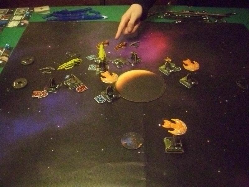 [130] Dominion / Romulaner vs. Kazon-Piraten vs. Ferengi-Protectoren 00828