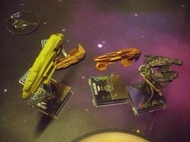 [130] Dominion / Romulaner vs. Kazon-Piraten vs. Ferengi-Protectoren 00924