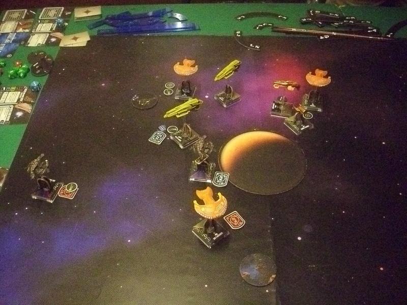 [130] Dominion / Romulaner vs. Kazon-Piraten vs. Ferengi-Protectoren 01025
