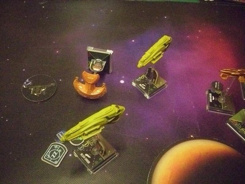 [130] Dominion / Romulaner vs. Kazon-Piraten vs. Ferengi-Protectoren 01124