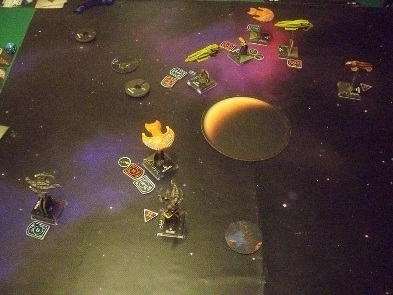 [130] Dominion / Romulaner vs. Kazon-Piraten vs. Ferengi-Protectoren 01222