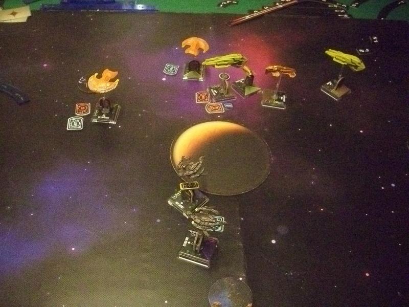 [130] Dominion / Romulaner vs. Kazon-Piraten vs. Ferengi-Protectoren 01322