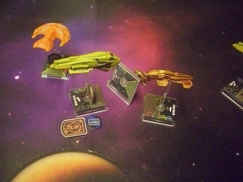 [130] Dominion / Romulaner vs. Kazon-Piraten vs. Ferengi-Protectoren 01421