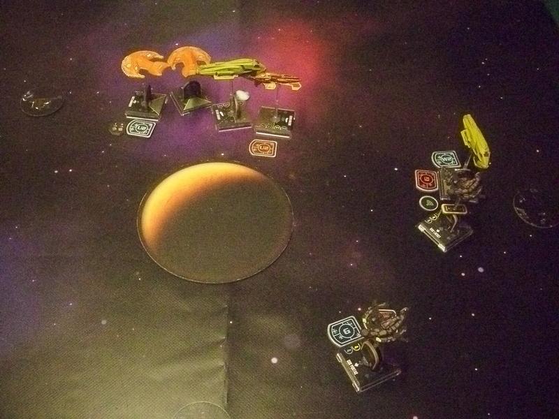 [130] Dominion / Romulaner vs. Kazon-Piraten vs. Ferengi-Protectoren 01519