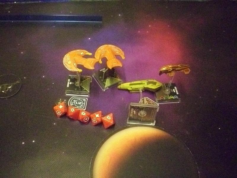 [130] Dominion / Romulaner vs. Kazon-Piraten vs. Ferengi-Protectoren 01617