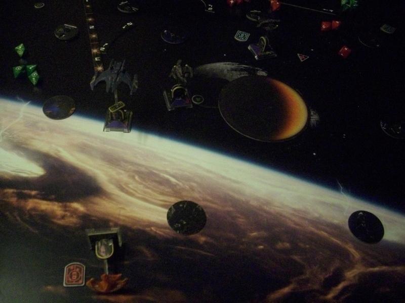 """[130] Ferengi vs. Dominion - Kampf um den Absatzmarkt """"Sabu"""" 01713"""