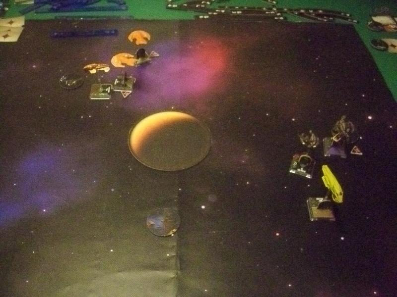 [130] Dominion / Romulaner vs. Kazon-Piraten vs. Ferengi-Protectoren 01717