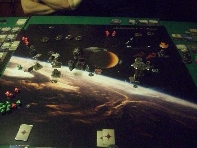[260] Borg & Ferengi vs. Vulkanier & Independent 01812