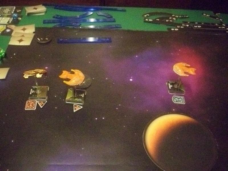 [130] Dominion / Romulaner vs. Kazon-Piraten vs. Ferengi-Protectoren 01915