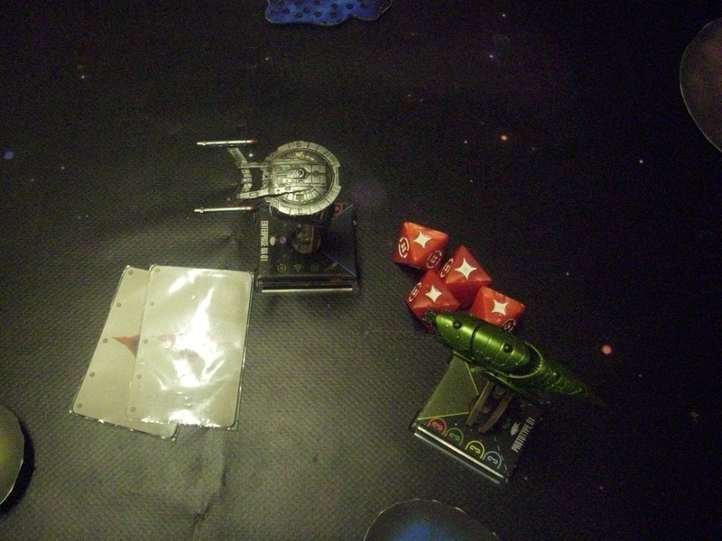 [max. 105 Pkt.] Archer & Friends vs. Romulaner 02114