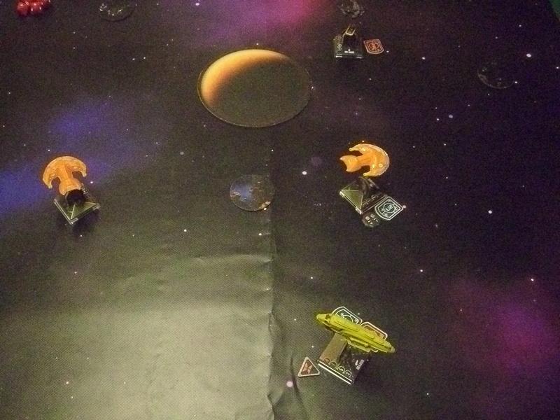 [130] Dominion / Romulaner vs. Kazon-Piraten vs. Ferengi-Protectoren 02612