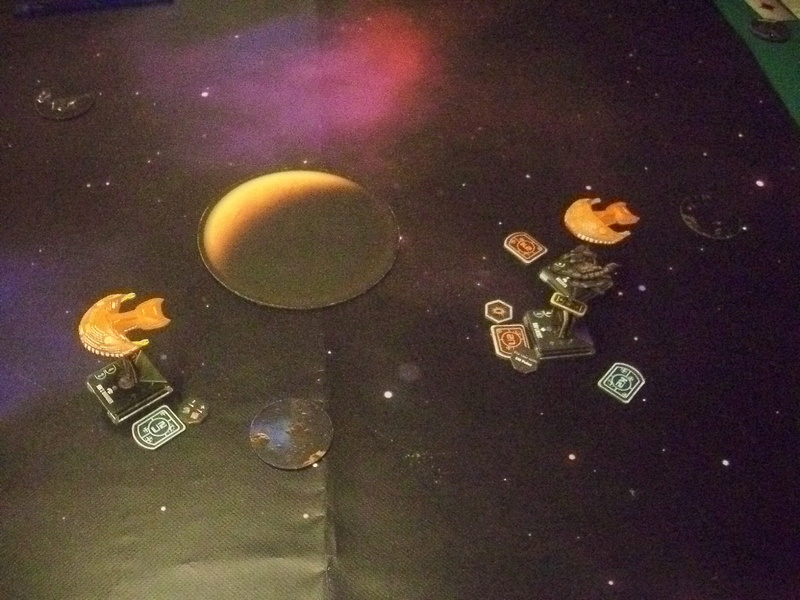 [130] Dominion / Romulaner vs. Kazon-Piraten vs. Ferengi-Protectoren 03210