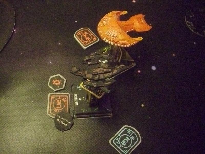 [130] Dominion / Romulaner vs. Kazon-Piraten vs. Ferengi-Protectoren 03310