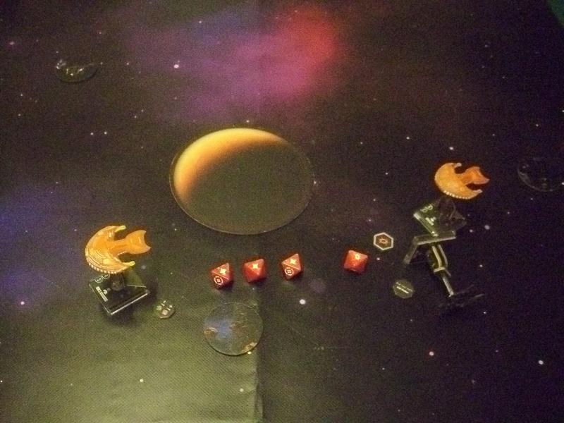 [130] Dominion / Romulaner vs. Kazon-Piraten vs. Ferengi-Protectoren 03410