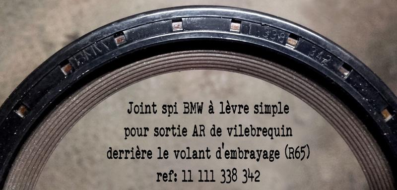 [R80GS]Fuite d'huile entre embrayage et vilebrequin - Page 3 Joint_22