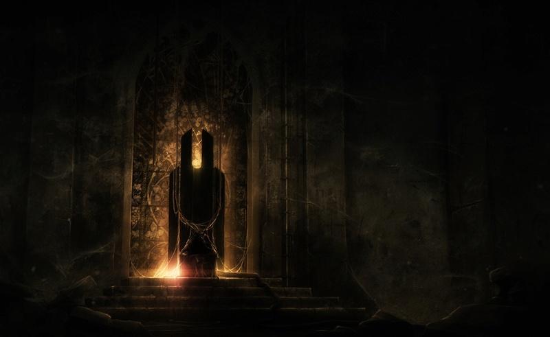 Vuelta al Castillo de las Sombras, ¿la sangre se alía con su señor? Throne10