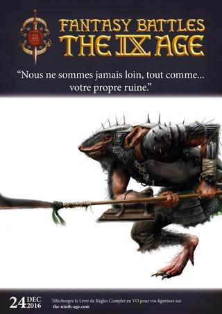 Nouveautés et publications du 9e Âge Ratman11