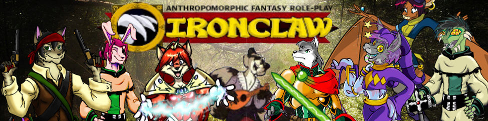 Iron Claw RPG
