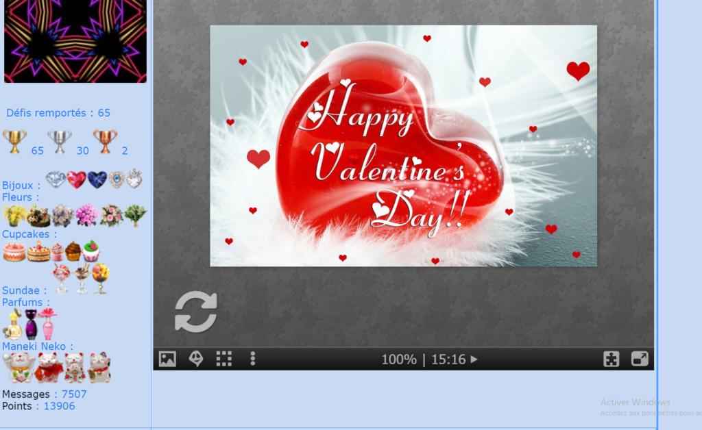 Puzzle #0253 / Happy Valentine's day Mimo105