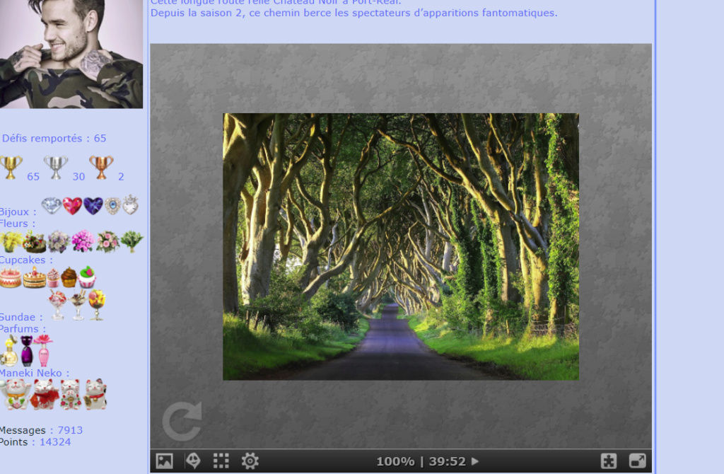 Puzzle #0332 / Darkheges Alley, Ireland  Mimo48