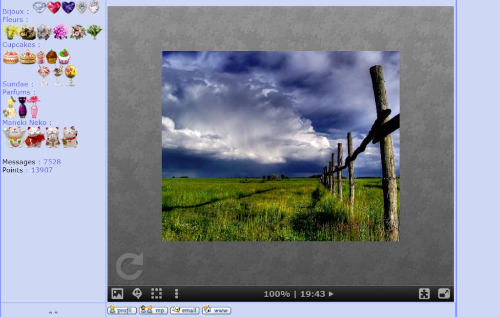 Ciel d'orage / Nouveauté par Mimo Mon_a120