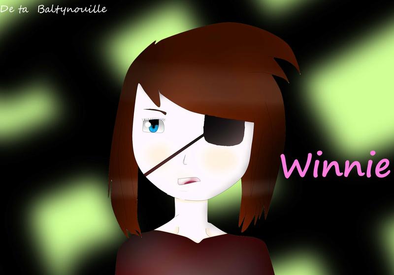 3, 2, 1 ... Joyeux Anniversaire Winnie ! :D Winnie11