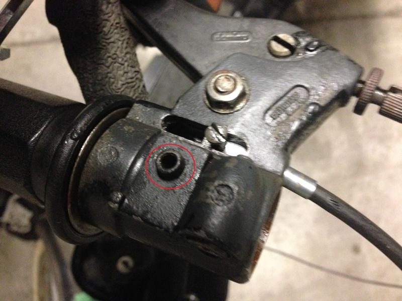 Remontage manette accélérateur.... Img_7913