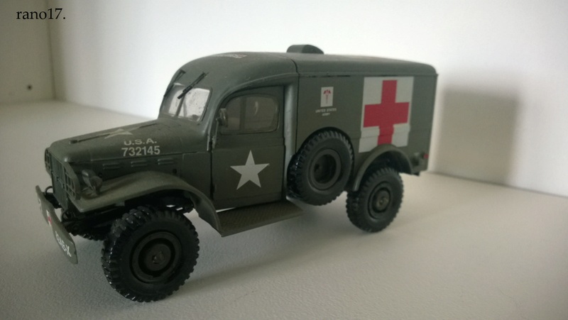 Ma ptite collection US WWII  1/35 Dodge_21