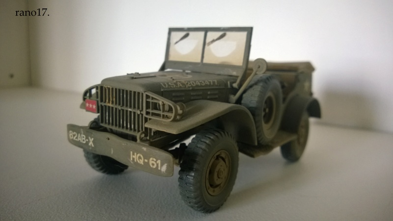 Ma ptite collection US WWII  1/35 Dodge_22