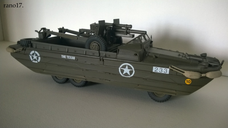 Ma ptite collection US WWII  1/35 Dukw_110
